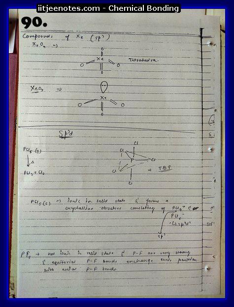 Chemical-Bonding Notes chemistry18