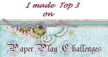 thrilled to make top 3 at paperplay