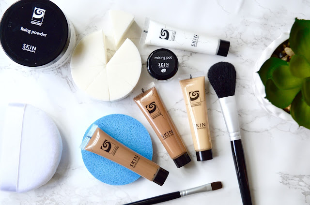 The Skin Camouflage Concealer Kit review