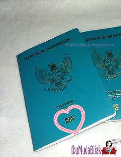 paspor biometrik epaspor indonesia