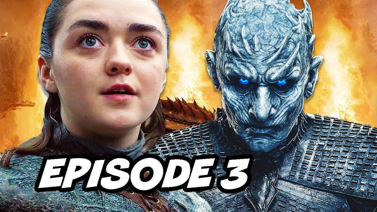 Link to Download GAME OF THRONES Season 8 Episode 3