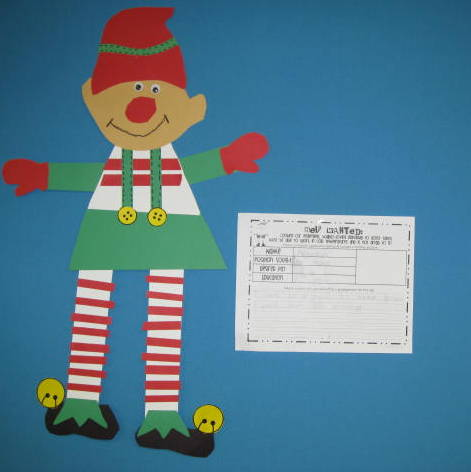 classroom christmas craft ideas smiling and shining in second grade fix it 3657