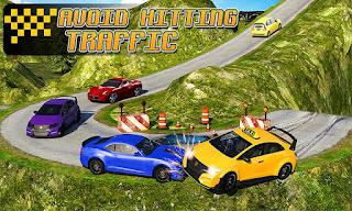 Taxi Driver 3D: Hill Station Mod Apk