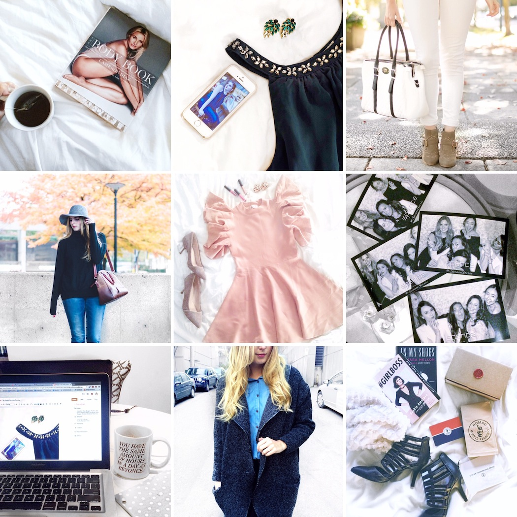 A roundup of @urbanumbrella29 outfits and where to purchase the items for yourself!