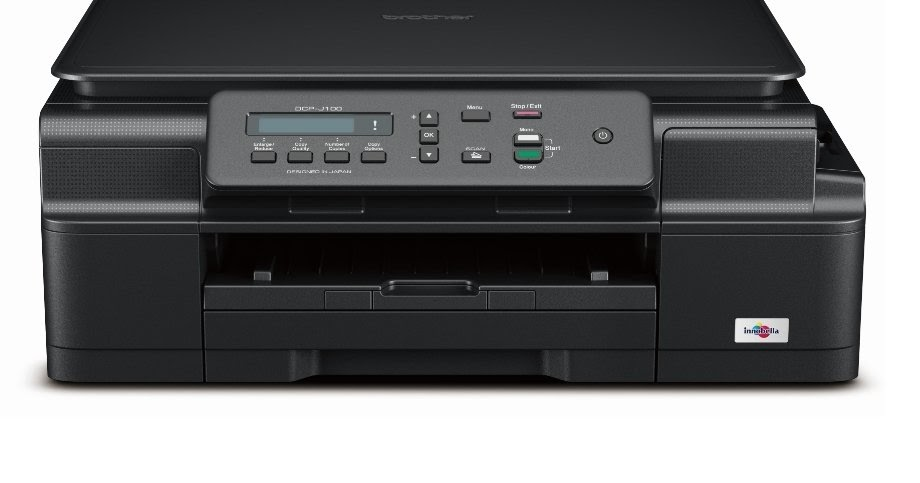 free download software printer brother dcp j100
