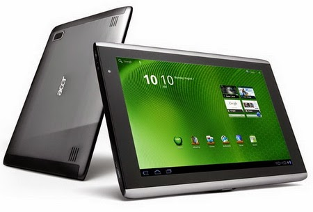 Download Android 4 0 ICS stock firmware for Acer Iconia Tab A501