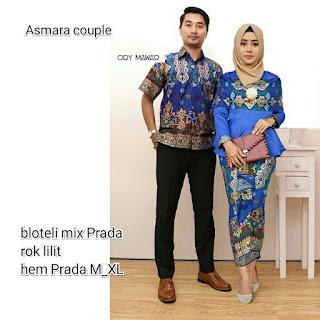 Batik Couple Asmara Kemben