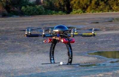 PRAT 31.Topografía y estudio de seguridad aeronáutica. Drones