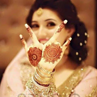 Bridal Girl Whatsapp DP Profile Picture For Girls With Hidden Face Girl best of Stock free Bridal Profile images