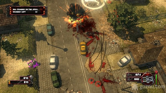Zombie Driver PC Full Español Prophet Descargar 2010