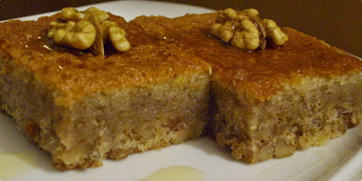 baklava kolač, kako napraviti baklavu