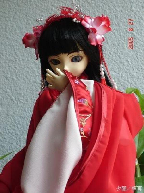 Cute Asian Dolls 8