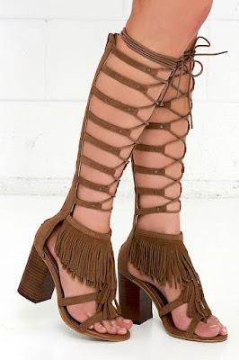 modelos de Sandalias de moda
