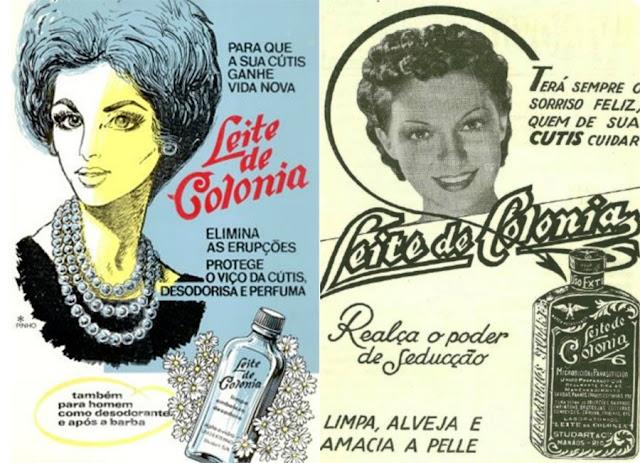 leite de colônia, leite de rosas, leite de colonia é bom, dica da vovo, blog retrô, blog de casal
