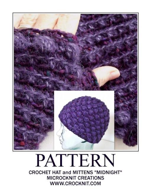 crochet patterns, how to crochet, hats, mittens,