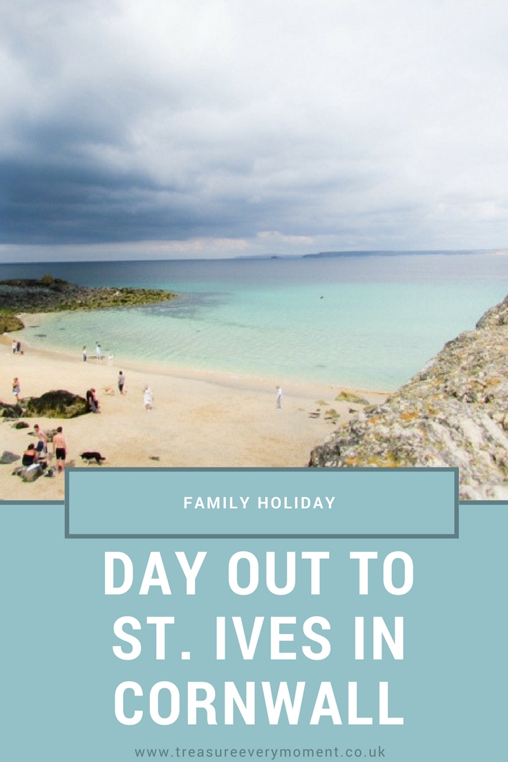 FAMILY HOLIDAY: Day Out to St Ives in Cornwall