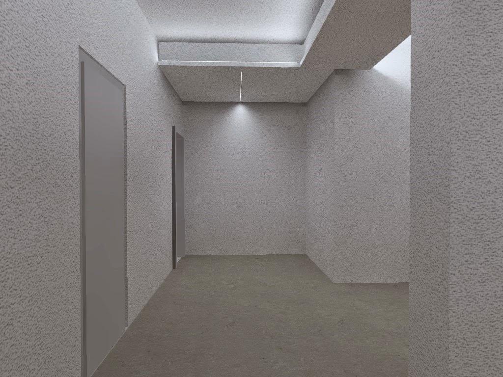 Illuminazione Ingresso Appartamento : Illuminazione led casa torino ristrutturando un appartamento