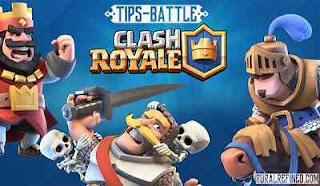 Cara Agar Menang Battle Clash Royale dengan Jitu
