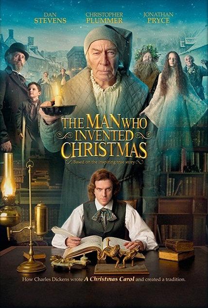 The Man Who Invented Christmas [2017] [DVDR] [NTSC] [Subtitulado]