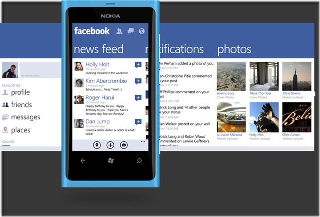 Download Facebook APPX For Windows Phone ~ MobiTab