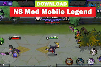 ns mod mobile legend | Naruto Main di Mobile Legend | carabapak.com