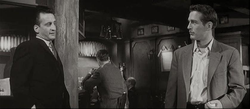 Image result for the hustler 1961