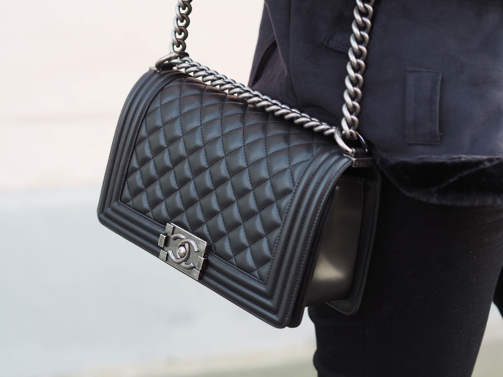 the chanel boy bag lelore