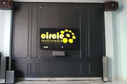 Installasi Sound System Karaoke dan Home Theater Binjai