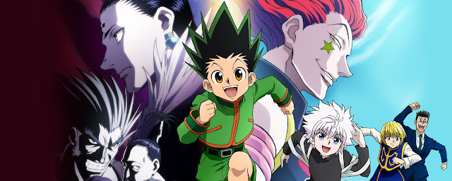 Télécharger Hunter x Hunter VF Torrent MULTI VF ET VOSTFR