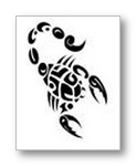 Scorpio Tattoo Designs