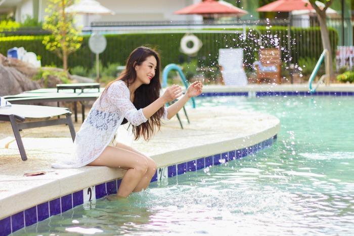 scott resort pool