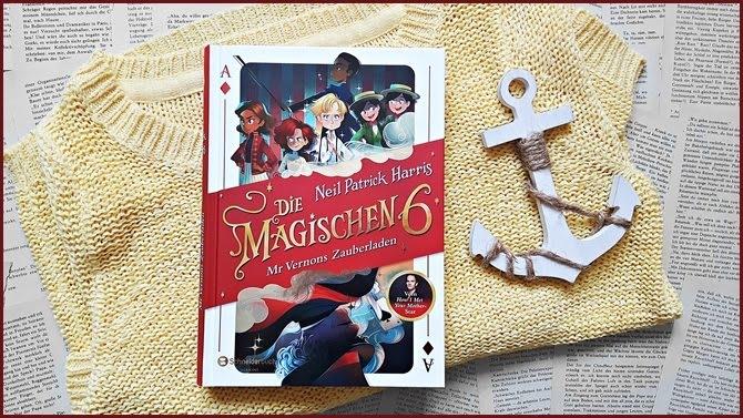 Zitat zum Sonntag ZzS Zitate Neil Patrick Harris Die magischen 6 Mr Vernons Zauberladen