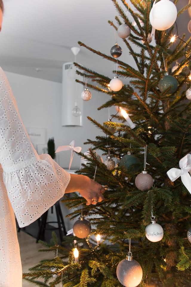Villa H, joulukuusi, joulu, ideoita jouluun, sisustus