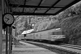 comboio rápido