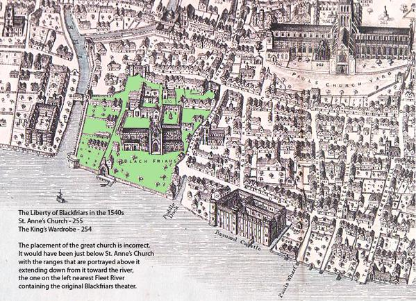 Time Present and Time Past: The Wards of Old London