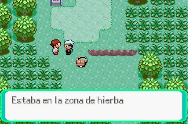 Pokémon Esmeralda - Español - Captura 3