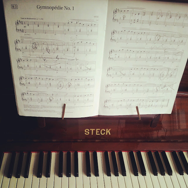 THE DAY THE PIANO CAME