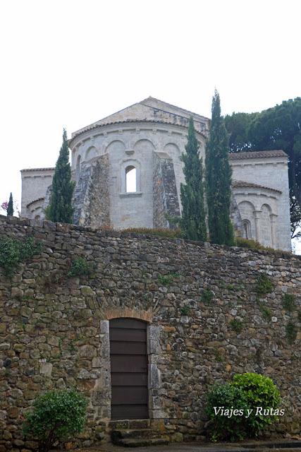 Colegiata de Santa María de Besalú, Girona