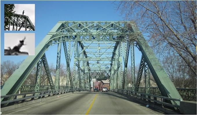 Difunden video de una mujer suicidándose desde un puente sobre el río Passaic en Nueva Jersey