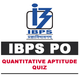 Quantitative Aptitude Questions For IBPS PO | 13- 10 - 18