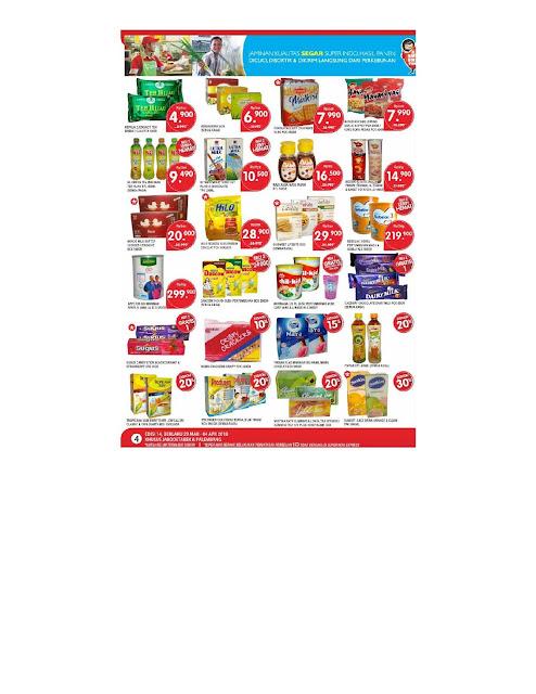 Katalog Super Indo Promo Super Hemat 29 Maret 2018 Sampai 4 April 2018