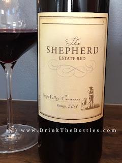 2014 The Shepherd Estate Red Label