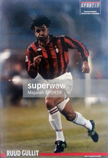 Ruud Gullit AC Milan 1992