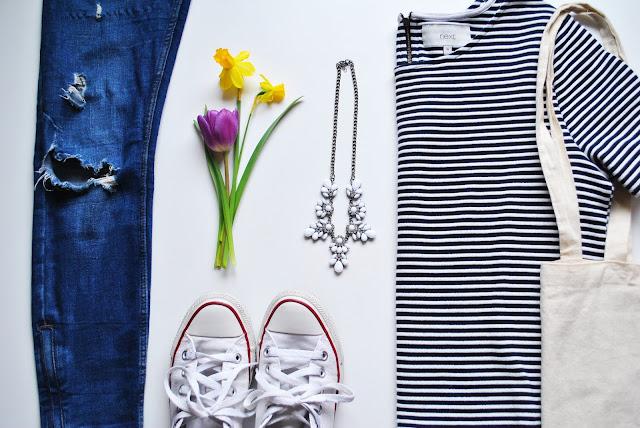 jarní outfit