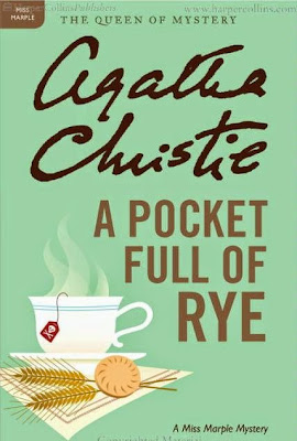 Image result for a pocket full of rye book covers