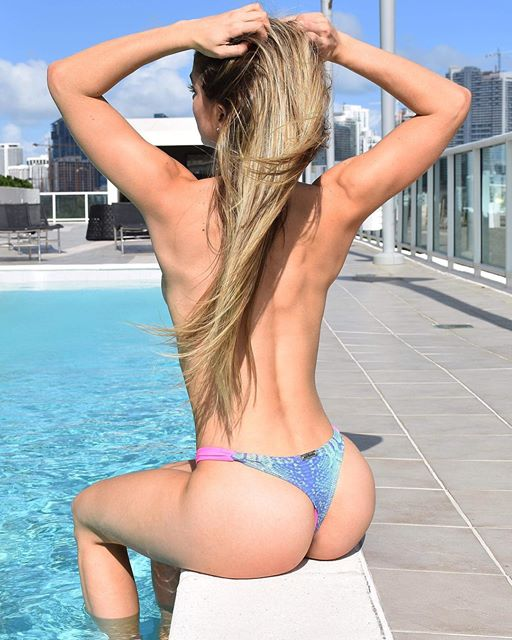Anllela Sagra Colombian fitness model 5