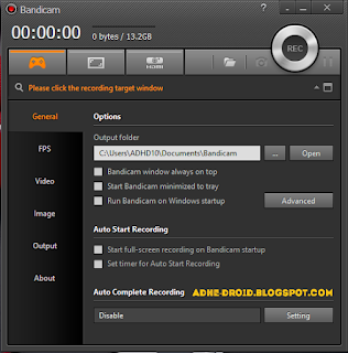 Download Bandicam 3.0.3.1025 Full Terbaru