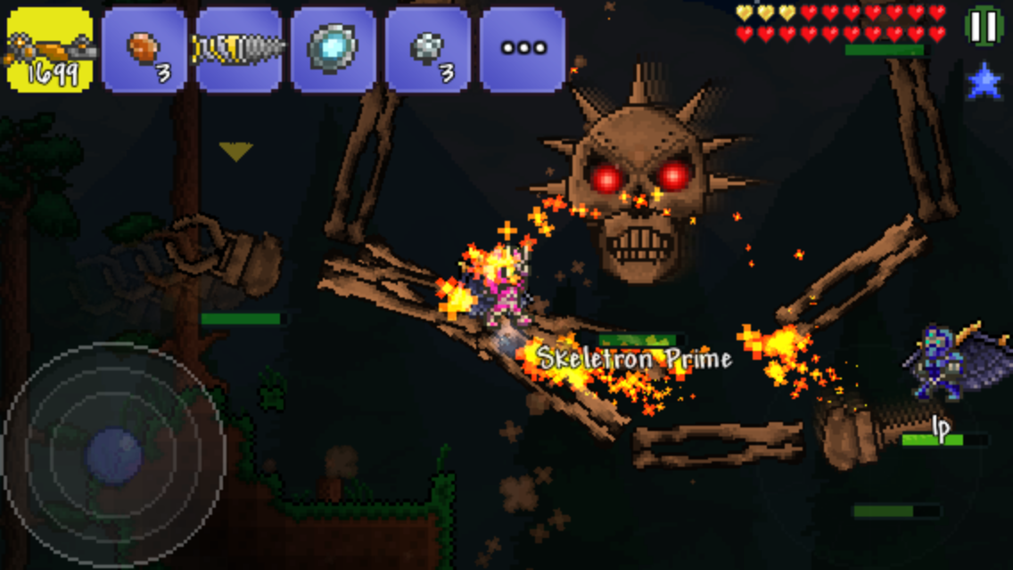 Terraria MOD APK Full Version Unlocked 1 2 12785 | Download