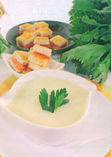Reţetă supă de ţelină