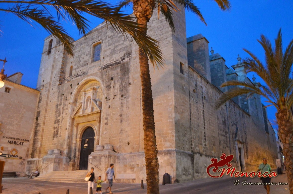 Catedral Mahón - Menorca